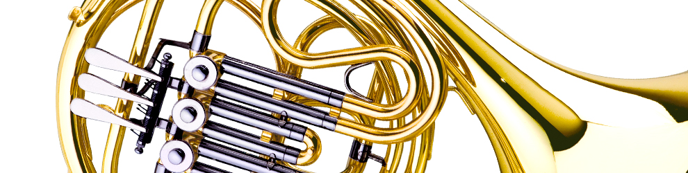 Image of a French Horn